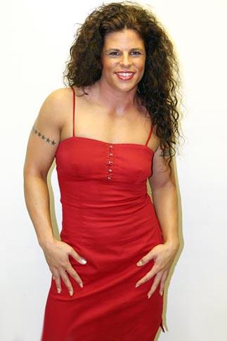 Wrestling odb tna Jessica kresa