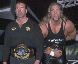 The Outsiders Scott Hall 2003