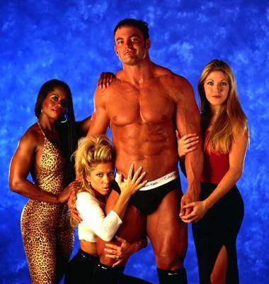 This picture is everything wrong with the late 1990s.