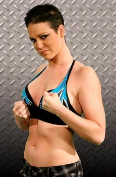 Roxxi tna shaved bald