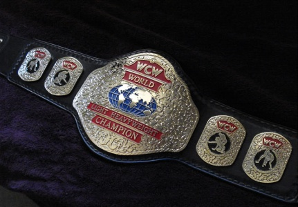 Tna World Title Tna Television Title Belt